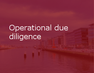 Operational Due Diligence – An Update