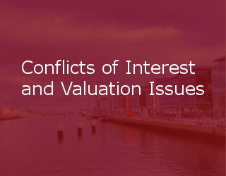 Conflicts Of Interest And Valuation Issues