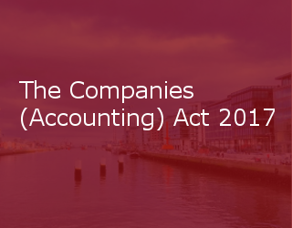 The Companies (Accounting) Act 2017