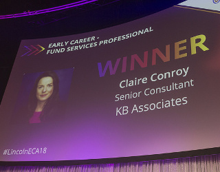 KB Associates' Claire Conroy Receives Early Career Award