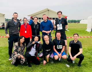 PWC Staff Relay Series – KB Associates Participation