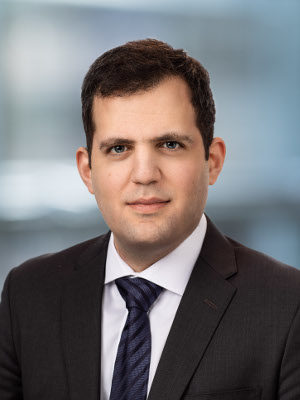 Christos Simantirakis – Associate